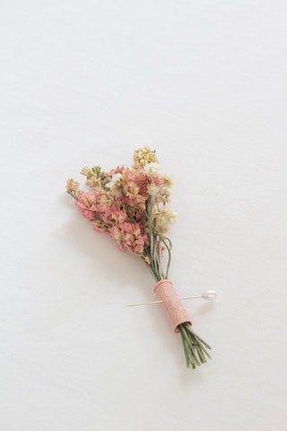 Sara Jean Boutonniere - Pick a Bloom LLC