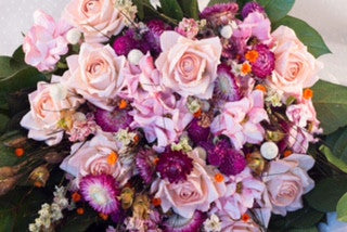Patricia Adelia Bridal Bouquet - Pick a Bloom LLC