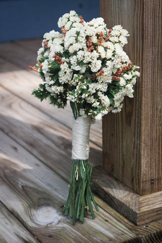 Catherine Marie Bridesmaid Bouquet - Pick a Bloom LLC