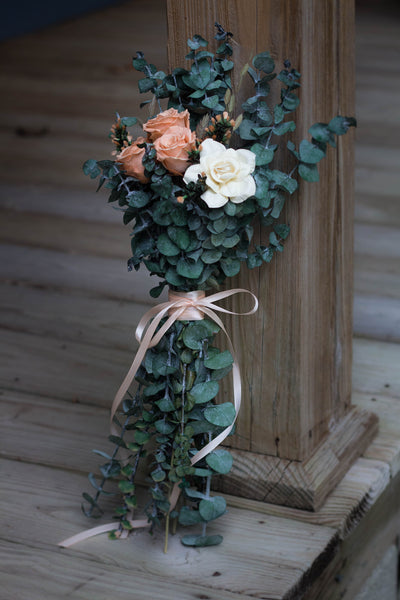 Mimi Fran Bridesmaid Bouquet - Pick a Bloom LLC