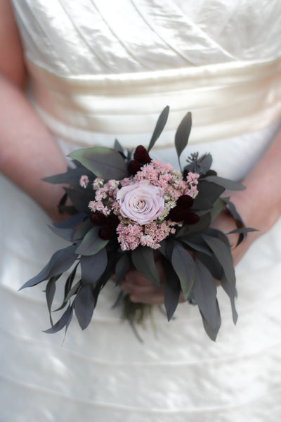 Salina Belle Petite Bridesmaid Bouquet - Pick a Bloom LLC