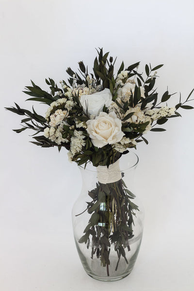 Holly Grace Bridal Bouquet - Pick a Bloom LLC