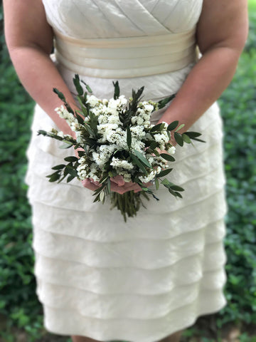 Holly Grace Bridesmaid Bouquet