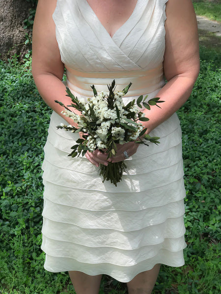 Holly Grace Bridesmaid Bouquet - Pick a Bloom LLC