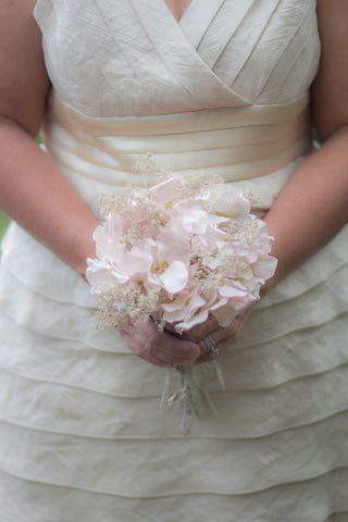 Beverly Jean Bridesmaid Bouquet - Pick a Bloom LLC