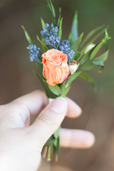 Brenda Aleta Boutonniere - Pick a Bloom LLC