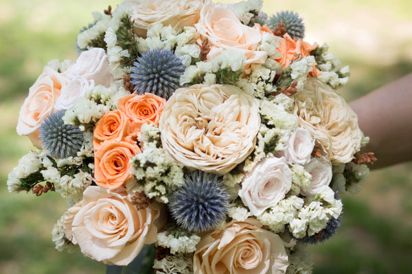 Catherine Marie Bridal Bouquet - Pick a Bloom LLC