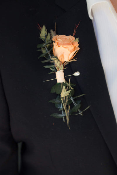 Mimi Fran Boutonniere - Pick a Bloom LLC