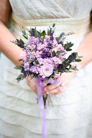 Abigail Rae Collection | Bridesmaid Bouquet - Pick a Bloom LLC