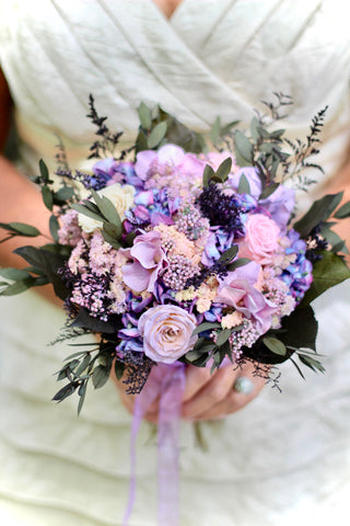 Abigail Rae Collection | Bridal Bouquet - Pick a Bloom LLC