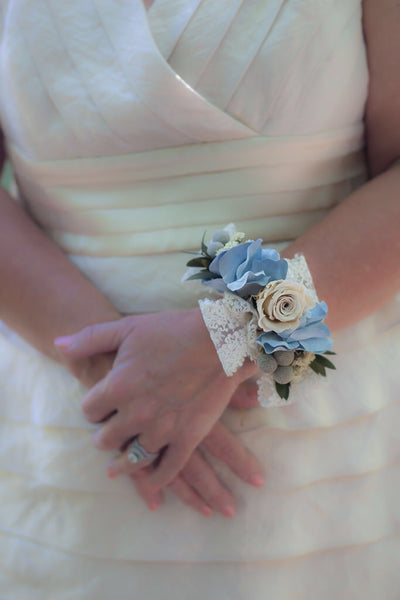 Emma Leigh Corsage - Pick a Bloom LLC
