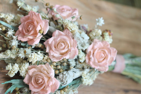 Sandra Rue Bridal Bouquet - Pick a Bloom LLC
