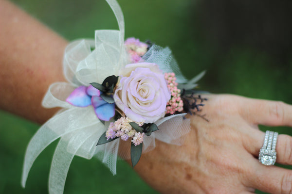 Abigail Rae Collection | Wrist Corsage - Pick a Bloom LLC
