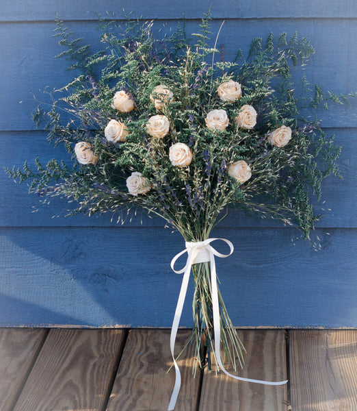 Erika Elle Bridal Bouquet - Pick a Bloom LLC