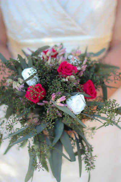 Nicole Dani Bridesmaid Bouquet - Pick a Bloom LLC