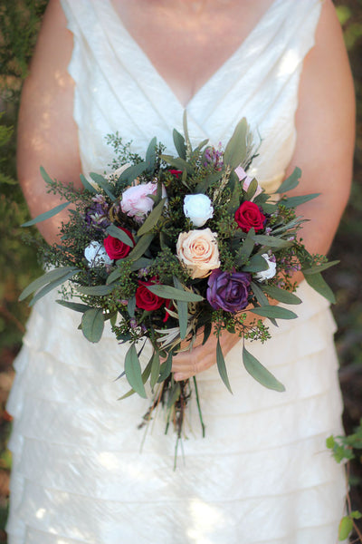 Nicole Dani Bridal Bouquet - Pick a Bloom LLC