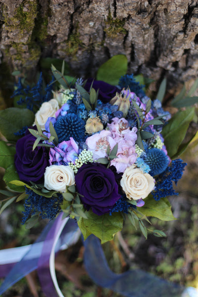 Lolie Lou Bridal Bouquet - Pick a Bloom LLC