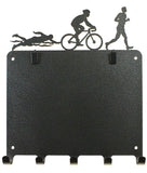 10 inch Swim Bike Run Bib Holder