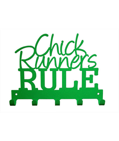 5 hk  Chick Runners Rule