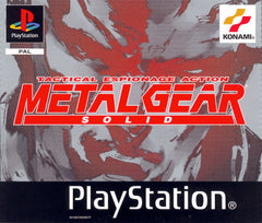 Game | Sony Playstation PS1 | Metal Gear Solid