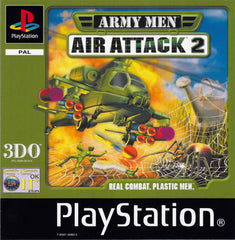 Game | Sony Playstation PS1 | Army Men Air Attack 2