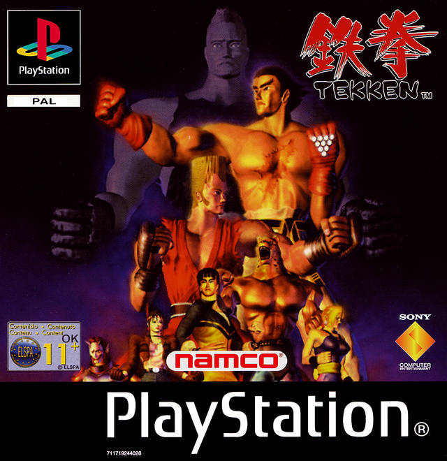 Game | Sony Playstation PS1 | Tekken