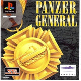 Game | Sony Playstation PS1 | Panzer General