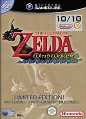 Game | Nintendo GameCube | Zelda Wind Waker [Limited Edition]