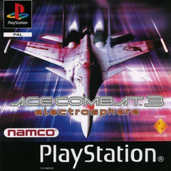 Game | Sony Playstation PS1 | Ace Combat 3