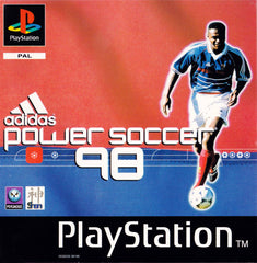 Game | Sony Playstation PS1 | Adidas Power Soccer '98