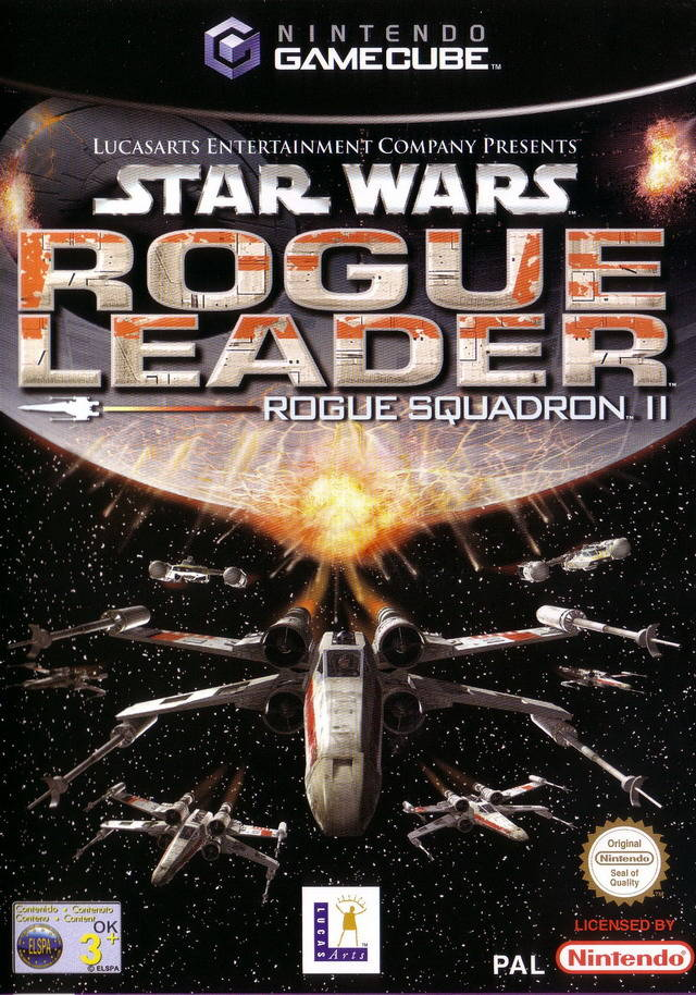 Game | Nintendo GameCube | Star Wars Rogue Leader