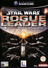 Game | Nintendo GameCube | Star Wars Rogue Leader Rogue Squadron II