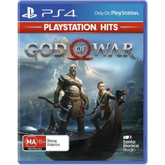 Game | Sony Playstation PS4 | God Of War