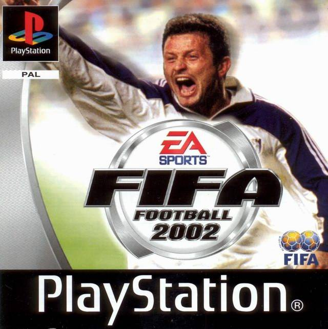 Game | Sony Playstation PS1 | FIFA 2002