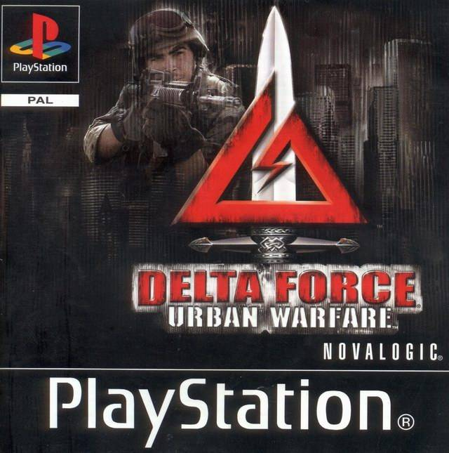 Game | Sony Playstation PS1 | Delta Force Urban Warfare