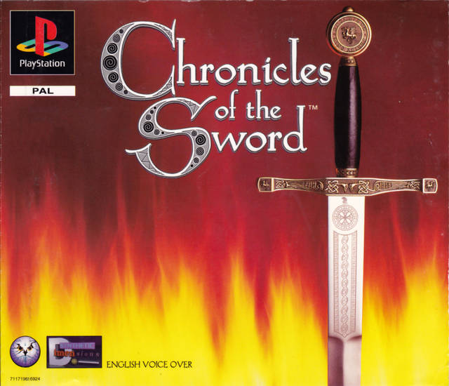 Game | Sony Playstation PS1 | Chronicles Of The Sword
