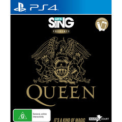Game | Sony Playstation PS4 | Let's Sing Queen