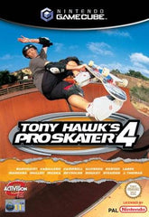 Game | Nintendo GameCube |  Tony Hawk's Pro Skater 4