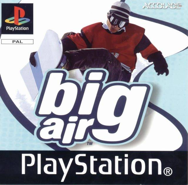 Game | Sony Playstation PS1 | Big Air