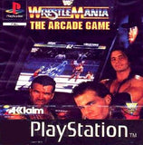 Game | Sony Playstation PS1 | WWF WrestleMania The Arcade Game