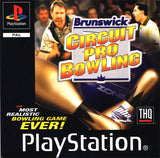 Game | Sony Playstation PS1 | Brunswick Circuit Pro Bowling