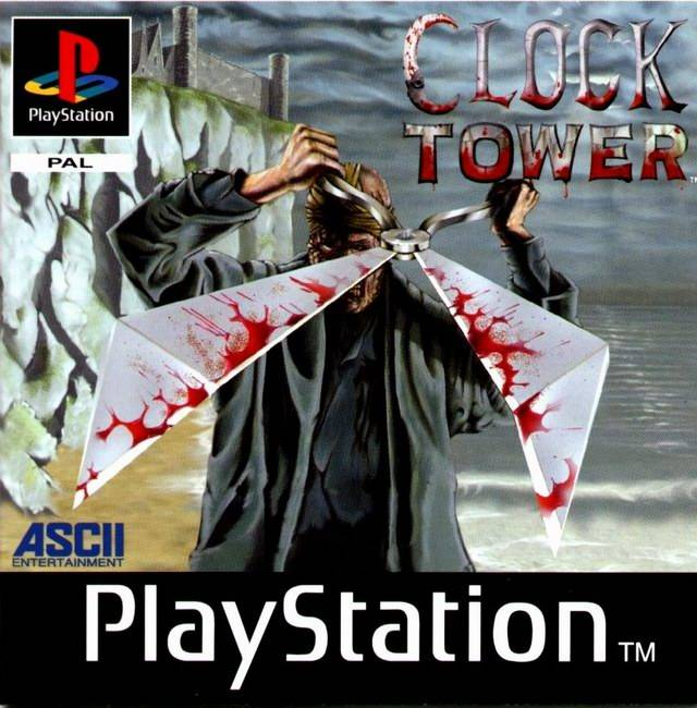 Game | Sony Playstation PS1 | Clock Tower