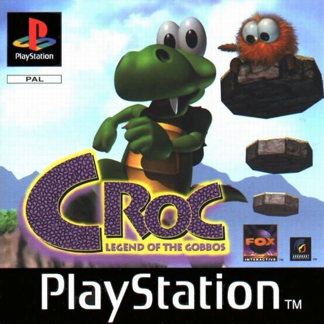 Game | Sony Playstation PS1 | Croc Legend Of The Gobbos