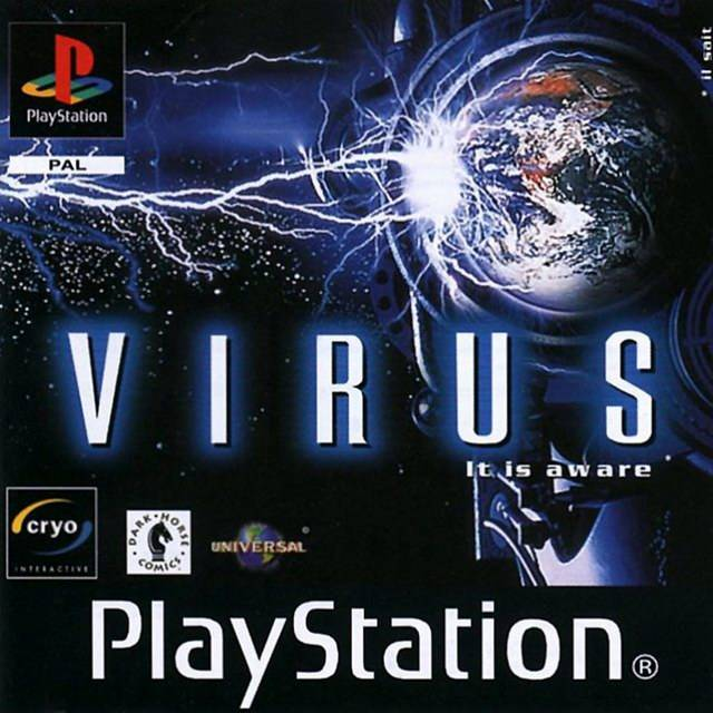 Game | Sony Playstation PS1 | Virus It Is Aware