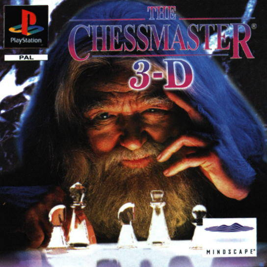 Game | Sony Playstation PS1 | Chessmaster 3D