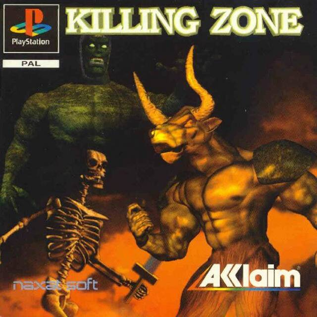 Game | Sony Playstation PS1 | Killing Zone