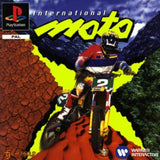 Game | Sony Playstation PS1 | International Moto X