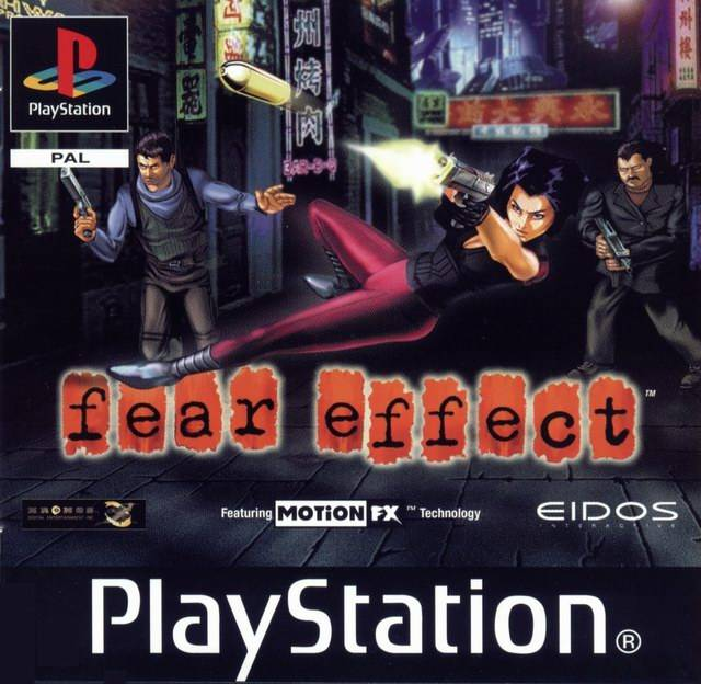 Game | Sony Playstation PS1 | Fear Effect