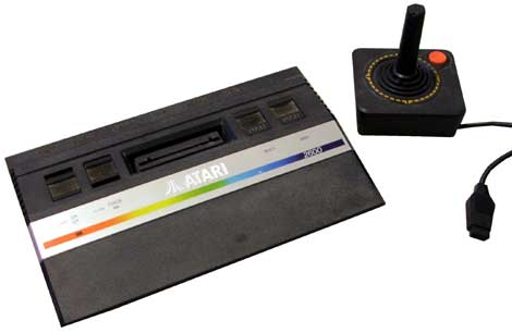 Console | Atari 2600 Junior console set