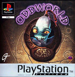 Game | Sony Playstation PS1 | Oddworld Abe's Oddysee [Platinum]